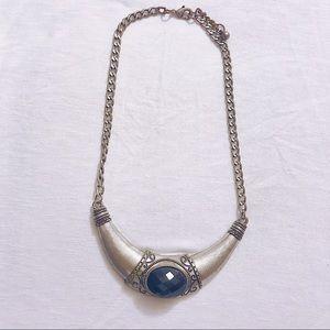 Western boho style necklace